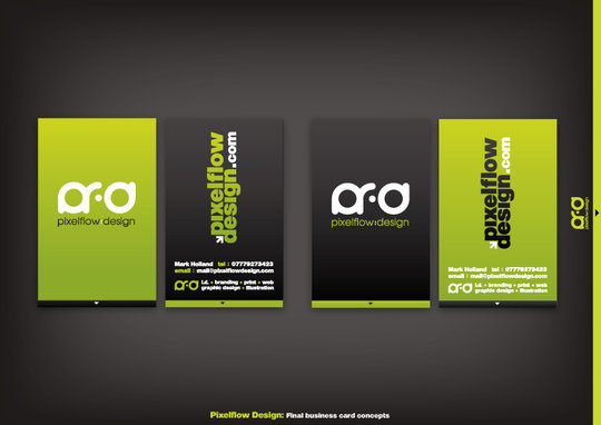 A new look with new business cards princeton marketing blog for Creative card design ideas