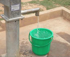 Fresh Water Borehole